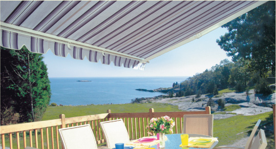 Add Beauty of Awnings to your home!