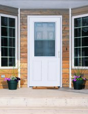 Lifestyle Full View. Lifestyle Storm Doors ...
