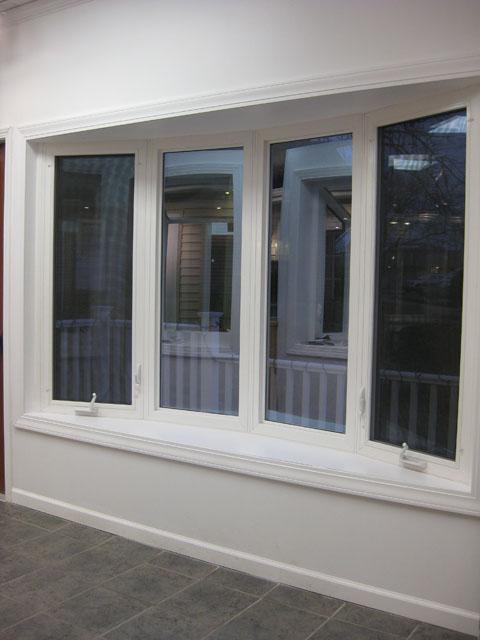 Quadruple Hung Windows : Suburban construction quad cities showroom ami freedom