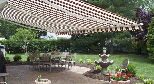 If A Retractable Awning Will Not Give You The Shade You Require, Ask About  Aristocrat Retractable Canopies, Which May Be A Better Fit For Your  Location.